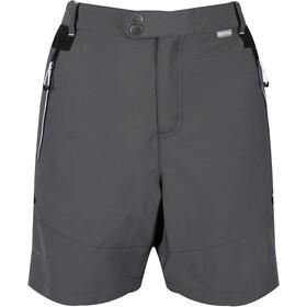Regatta Sungari II Spodnie krótkie Mężczyźni, szary/czarny
